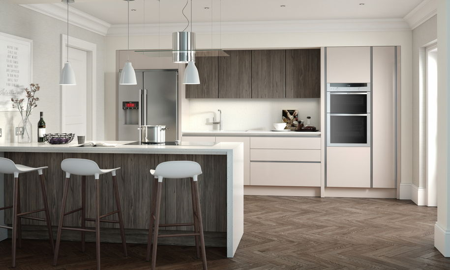 T and S Bespoke Kitchens - PWS porter-matt-cashmere-character-graphite