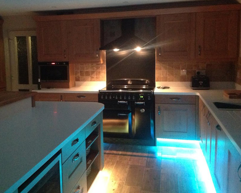 Kitchens Lighting Lighting Your Kitchen T And S Bespoke Kitchens Lighting