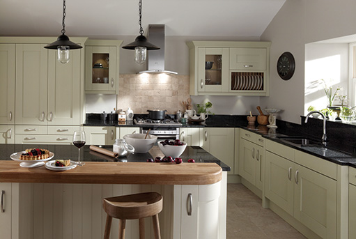 T and S Kitchen Milbourne Alab Sage