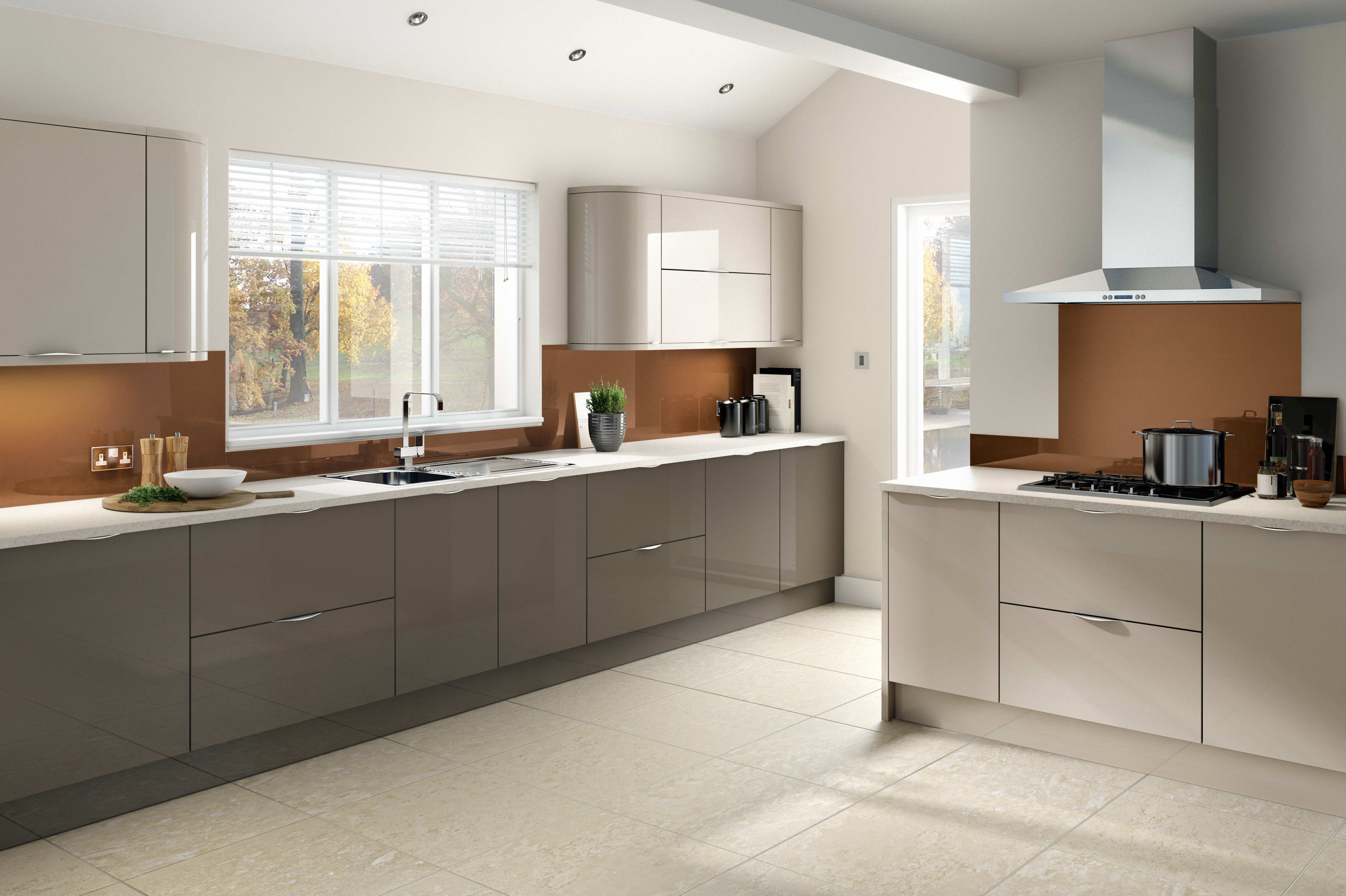 Fully Fitted Shaker Kitchen