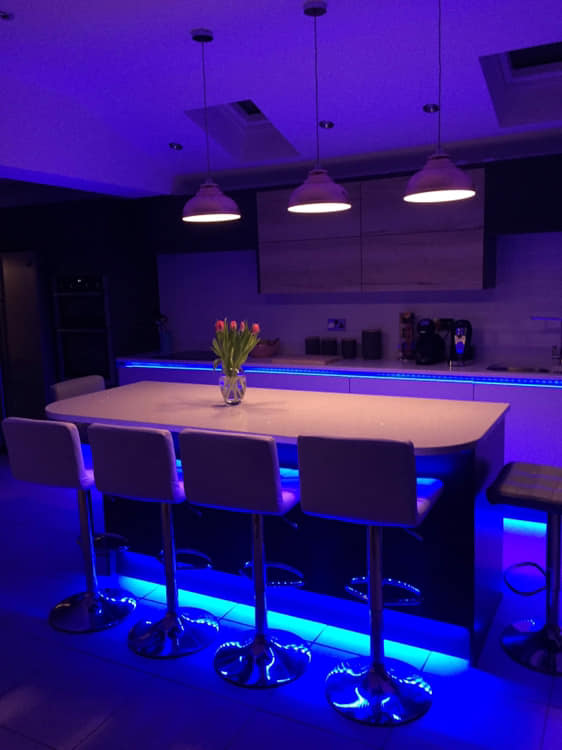 T and S Kitchen LED Lighting 11