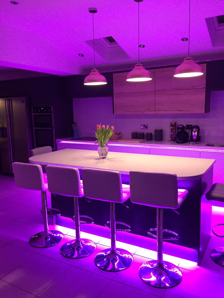 T and S Kitchen LED Lighting 12